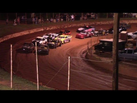 Winder Barrow Speedway Stock Four B's 5/12/18