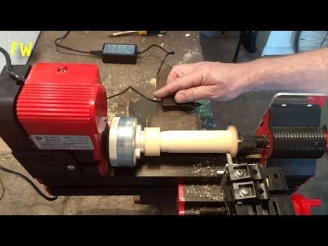 Overview Mini Lathe Drill DIY Woodworking Power Tool You MUST Have | FW Channel 2018