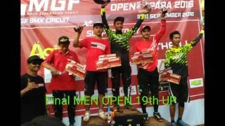 Video FINAL MEN OPEN  #MGF BMX SUPERCROSS OPEN JEPARA 2016 download MP3, 3GP, MP4, WEBM, AVI, FLV Juni 2017