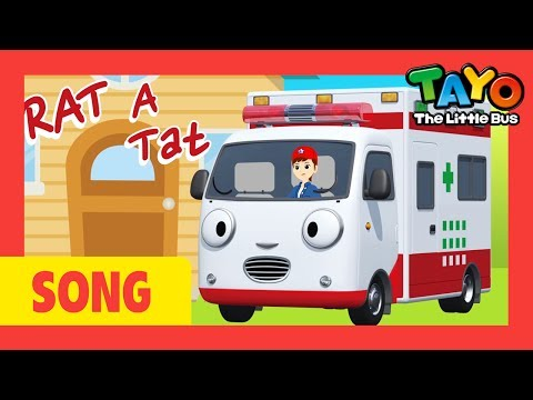 Miss Polly had a dolly Compilation (1 HOUR) l Nursery Rhymes l Tayo the Little Bus