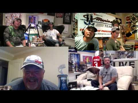 Toledo Bend CHAMP John Murray Joins Ike Live