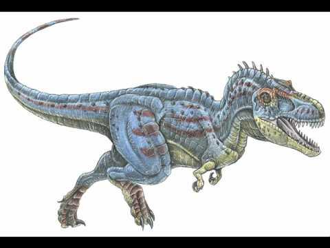 Allosaurs vs Tyrannosaurs
