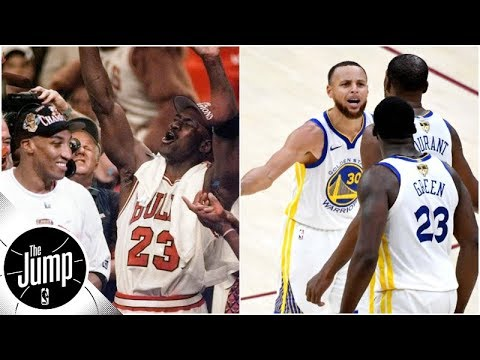 Are 2018/19 Warriors better than 1996...