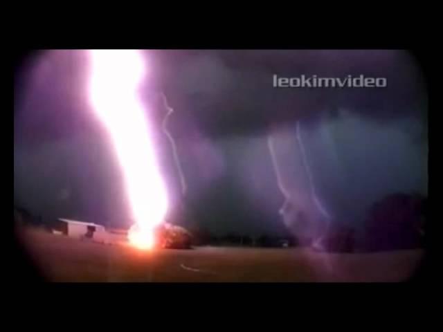 برق ورعد وبرد وريح Youtube