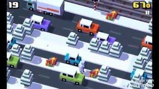 Como desbloquear o personagem secreto Iete do jogo crossy road