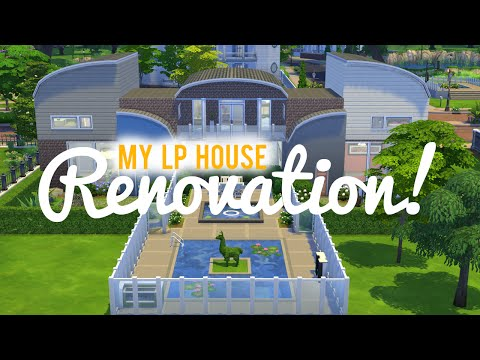 Full Download The Sims 4 Barbie Dreamhouse Renovation