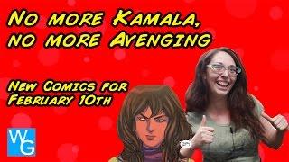 No Kamala, No Avenging
