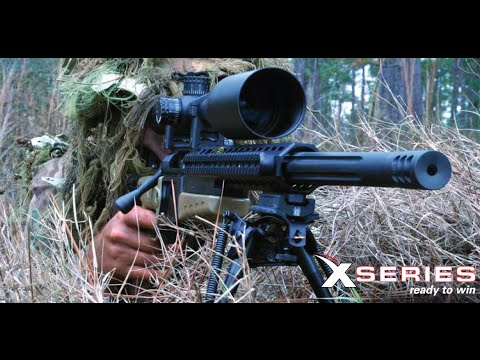 Delta Force, ARMY and FBI Sniper TEST