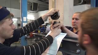 Гидравлический пресс для гаража: обзор пресса Garwin 20 тонн