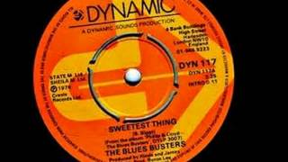 Blues Busters - Sweetest thing