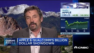 Apple doesn't need Qualcomm's chips: Analyst
