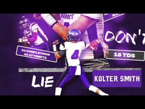 2019 Football Highlights- Kolter Smith, Barret Traditional Middle School