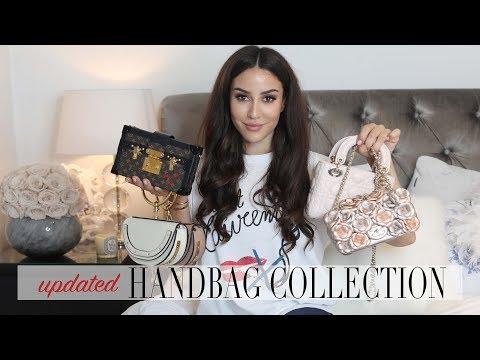 Updated Designer Handbag Collection | Chanel, Dior, LV, Prada, Gucci