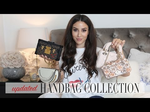 Updated Designer Handbag Collection | Chanel, Dior, LV, Prada, Gucci