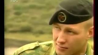 Чёрные волки. Морпехи КФл. 2002 год. Чечня