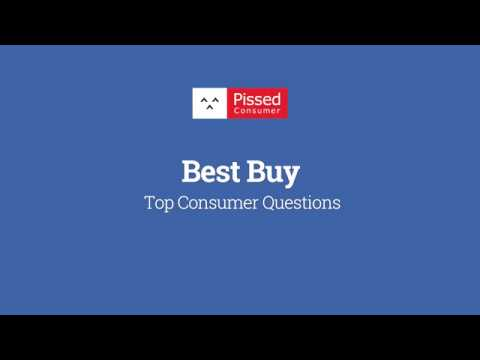 Best Buy Customer Service: Help With FAQs @ Pissed Consumer