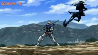 Gundam 00 AMV - Papercut