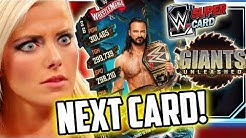 WWE SUPERCARD NEXT EVENT CARD! NEWEST WRESTLEMANIA 36 PULLS & UPCOMING WOMAN EVENT DATE?
