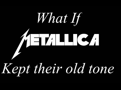 Metallica's ''Hardwired'' with their classic tones