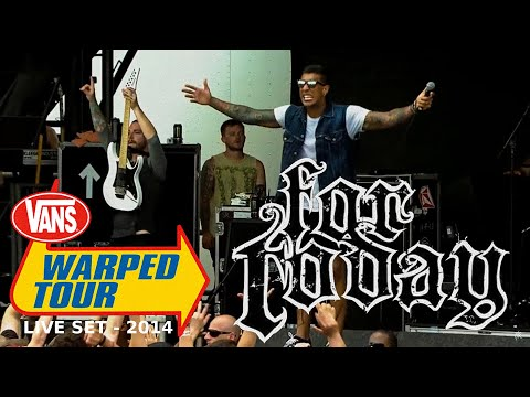 For Today - Warped Tour 2014 (Full Set)