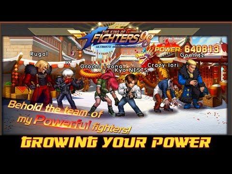 KOF98 UMOL English Growing Your Power