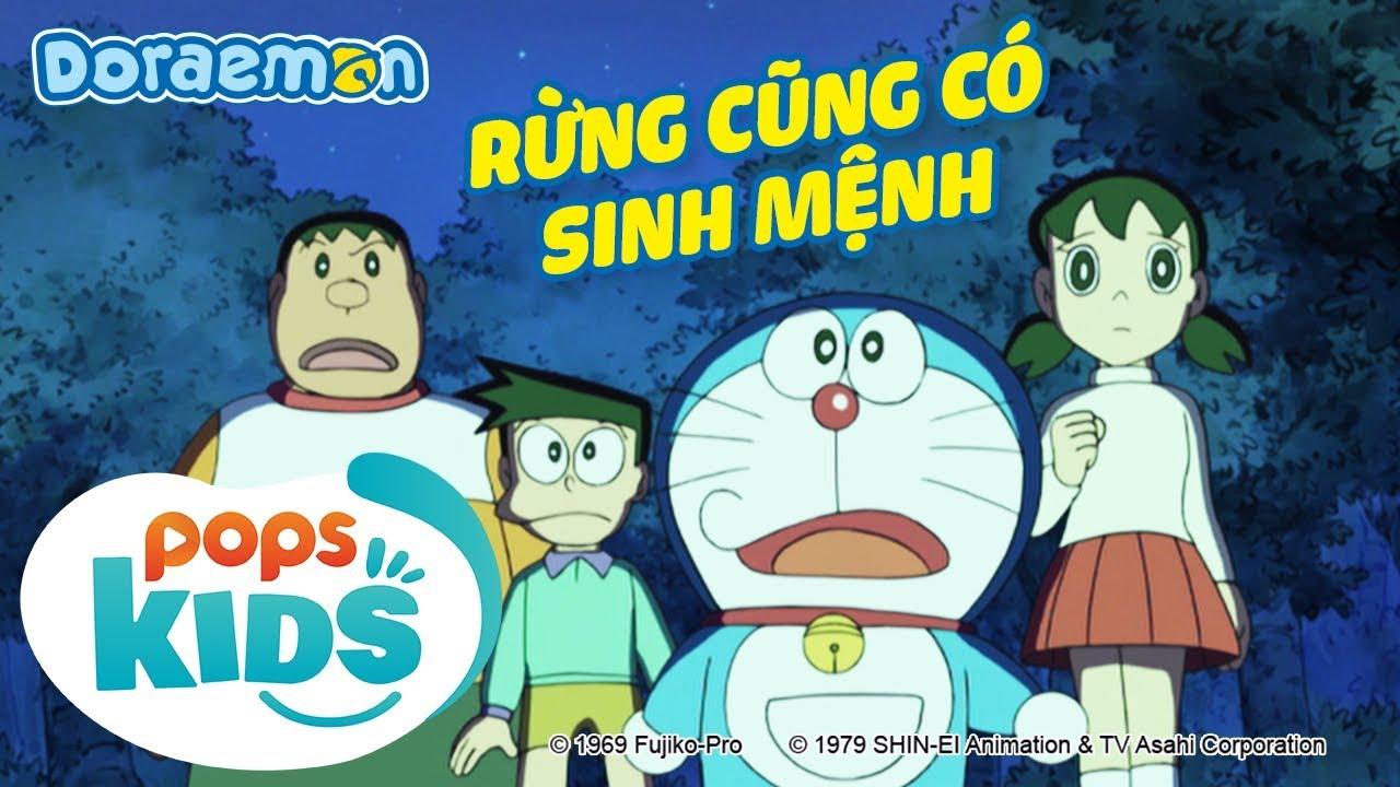 [S6] Doraemon Tập 286 – Rừng Cũng Có Sinh Mệnh – Hoạt Hình Tiếng Việt
