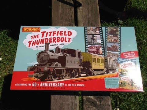 Hornby R3186 Titfield Thunderbolt Limited Edition Train Pack Review