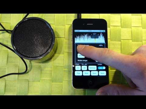 Music Speed Changer App for iOS, iPad, iPhone, iPad