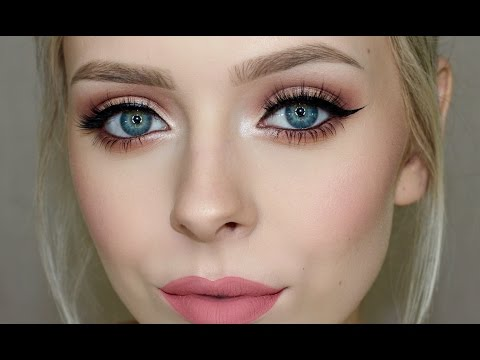 How To Apply False Lashes | Cosmobyhaley