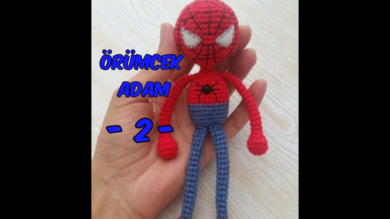 Örümcek Adam (Kafa) Spiderman (Head)