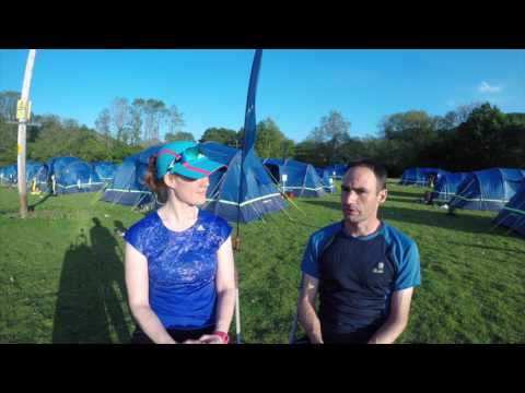Jim Mann on His Error in the 2017 Berghaus Dragon's Back Race