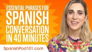 Essential Phrases You Need for Great Conversation in Spanish