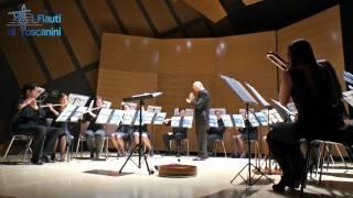Astor Piazzolla - Violentango - I Flauti di Toscanini Flute Orchestra