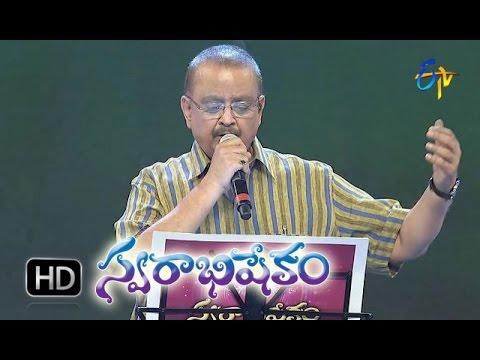 Deshamante Song - SPbrahmanyam Performance in ETV Swarabhishekam 15th Nov 2015