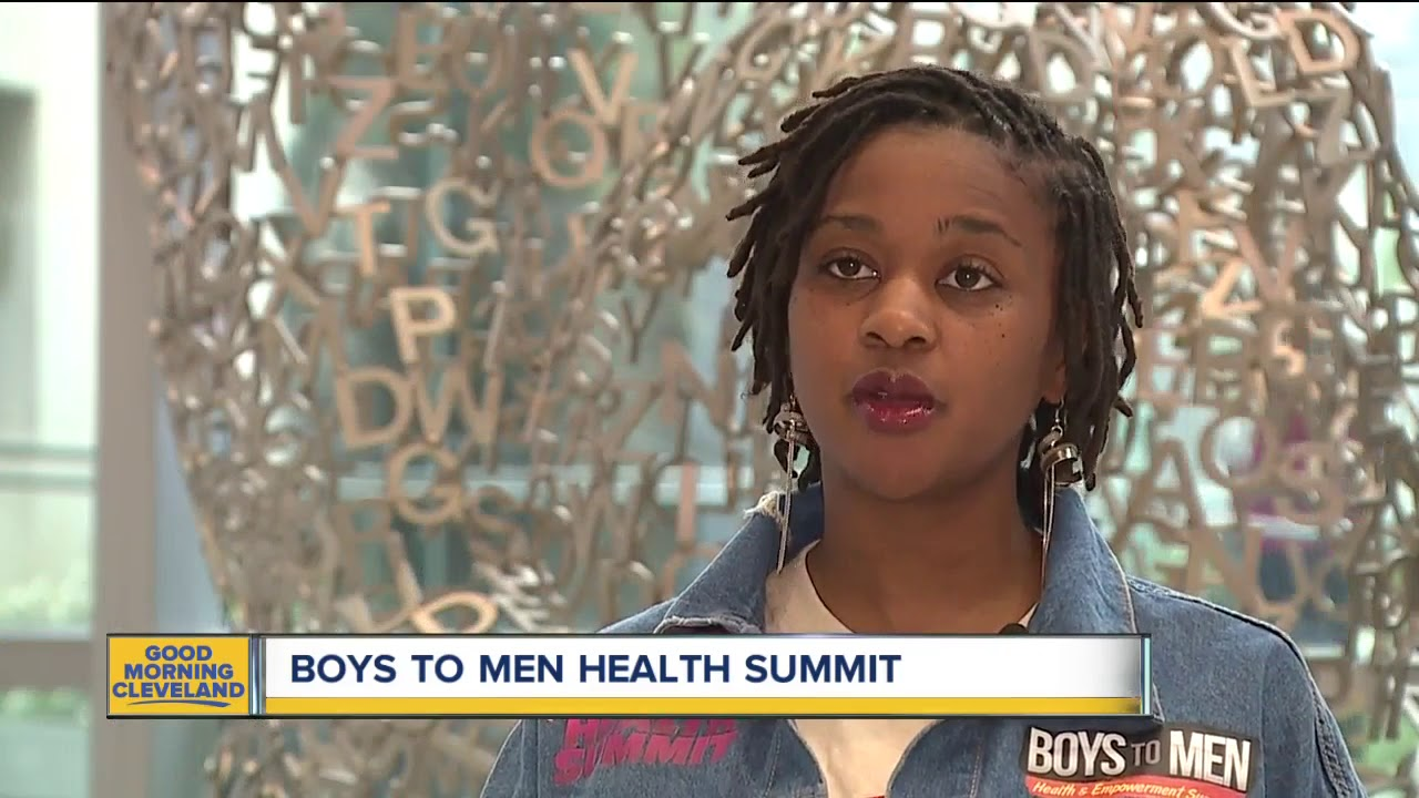 Annual summit educates boys about health