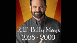 """""""Goodnight, sweet prince."""" ~ A Billy Mays Memorial Video"""