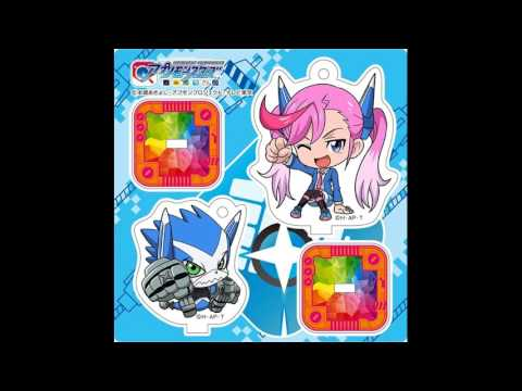 On Target @ Center Girl! - Eri y Dokamon Digimon Universe: Appli Monsters