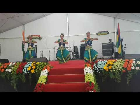 KRUMANIA DANCE GROUP MAURITIUS . Bollywood and many other styles