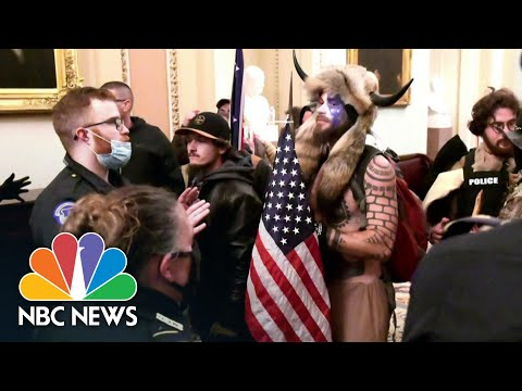 Capitol Rioters Wanted To Capture, kill Lawmakers, Prosecutors Say | NBC News NOW