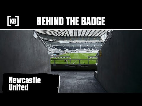 Kitbag go behind the scenes at St James' Park, the Home Of Newcastle United
