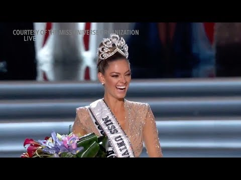Miss Universe 2017 is South Africa