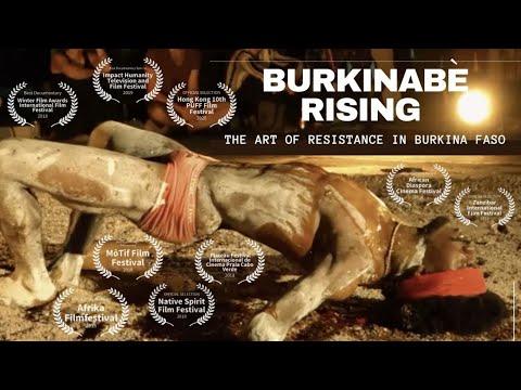 Burkinabè Rising: the Art of Resistance in Burkina Faso | Documentary