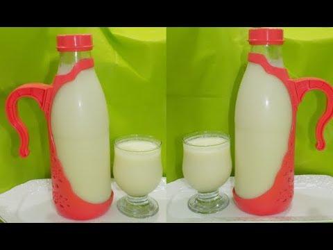 طريقة تحضير عصير منعش ساهل وإقتصادي ب كمية كبيرة