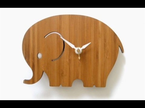 wooden wall clocks to warm up your interior hd