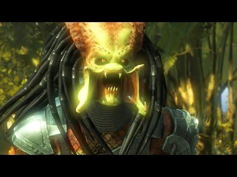 "WARRIOR VS A MARTIAN CONNECTION... - Mortal Kombat X ""Predator"" Gameplay"