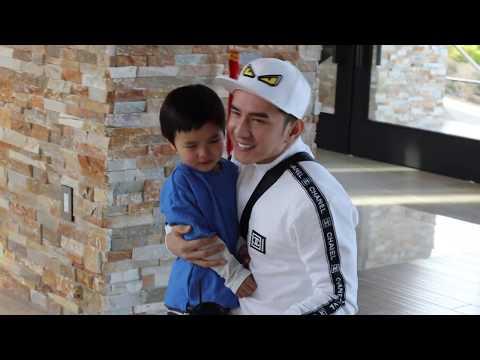 Thiên Từ Khóc Như Mưa Khi Mẹ Trêu Rằng Ba đã Về Việt Nam