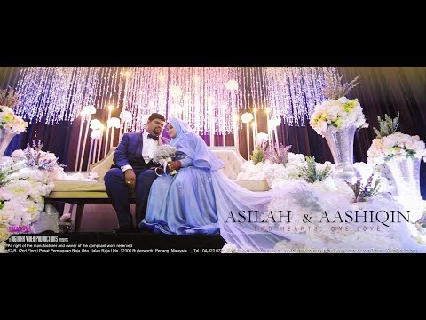 Wedding Highlight of Asilah & Aashiqin by Digimax Video Productions