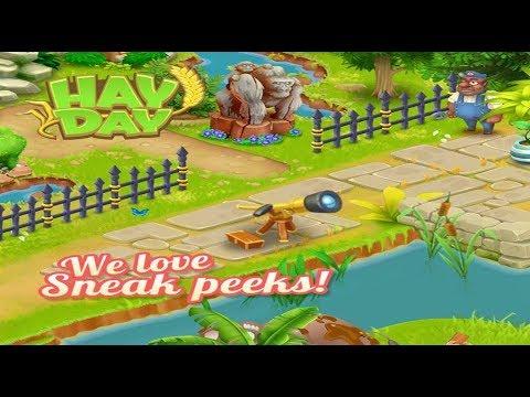 Hay Day - June Update 2017 - We Love Sneak Peeks