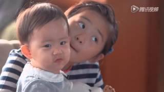 黄磊孙莉相爱20年蜜月 婚礼罕见曝光 小女儿长大了 Day1