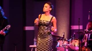 Goapele - Closer @ World Cafe Live Philly 8.15.12
